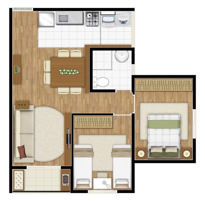Ventura Guarulhos apartamento