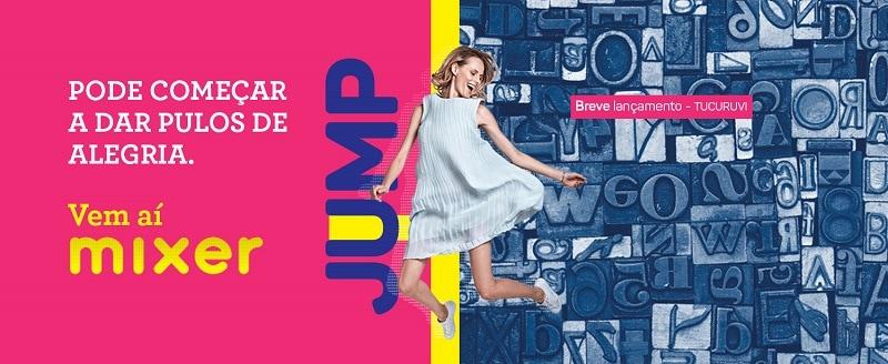 Apartamentos Lançamento Mixer Jump Tucuruvi