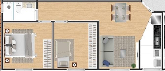 Apartamento proximo ao metro Penha valor