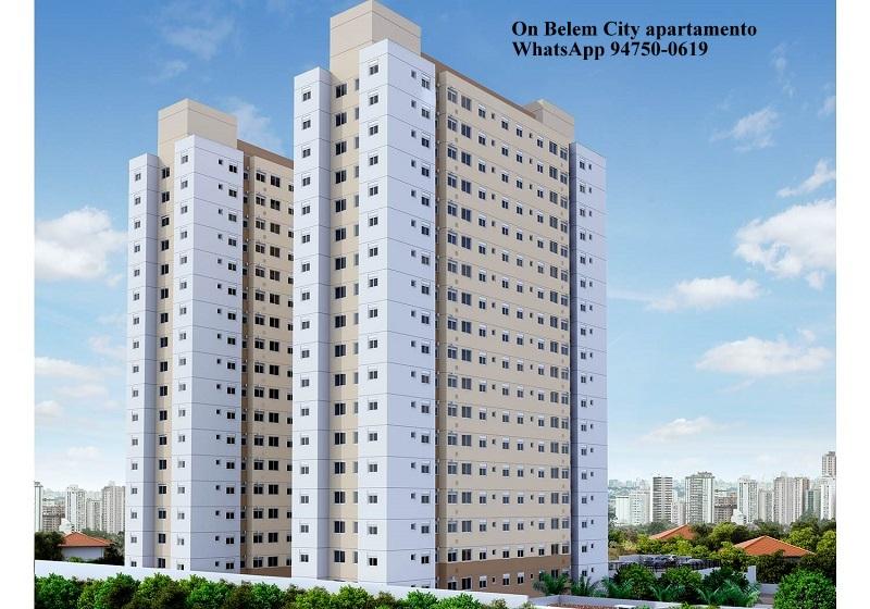 Lançamento On Belem City apartamento | Simulado via WhatsApp