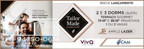 Tailor Made Guarulhos preço | Planta Decorado Valor