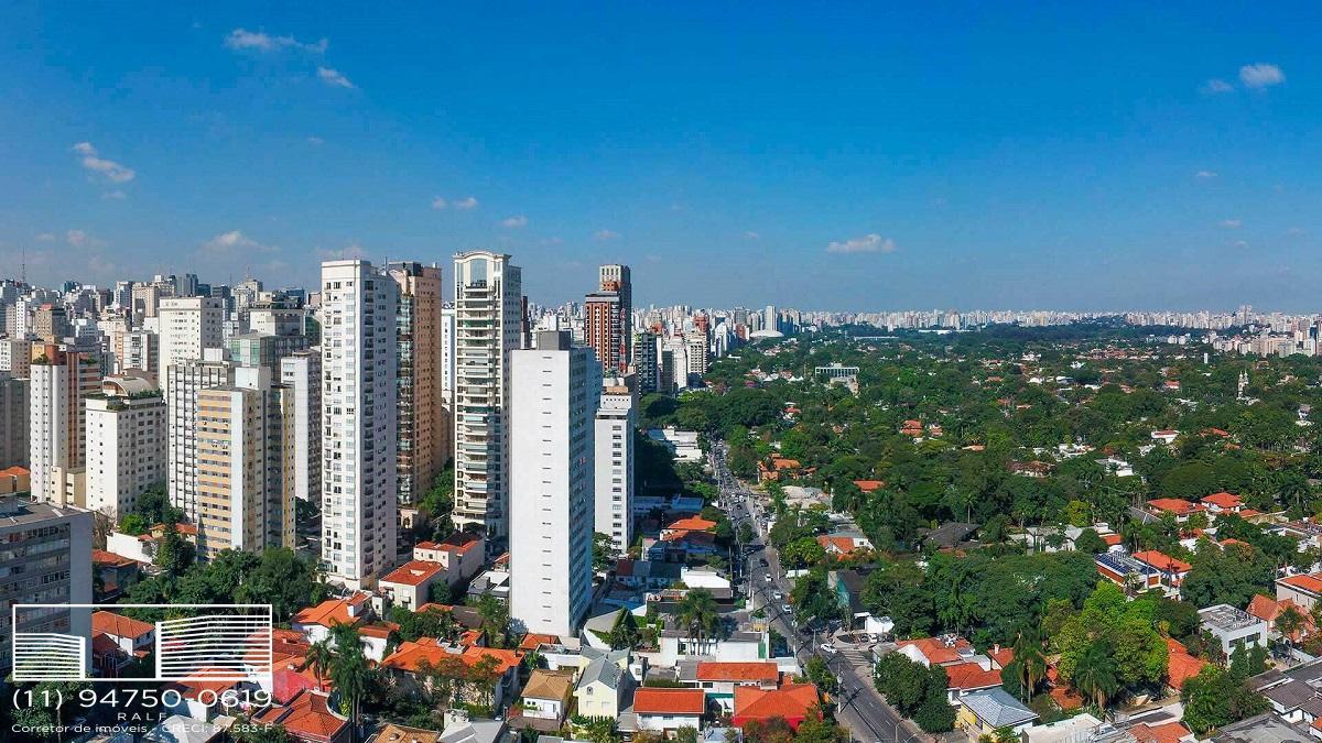 Pod Pinheiros apartamentos Nortis