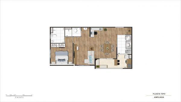 Mundi Guarulhos Decorado Econ – Valor Planta Apartamento