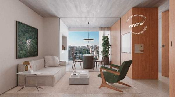 Nortis Esquina Pinheiros apartamento – lançamento Zona Oeste