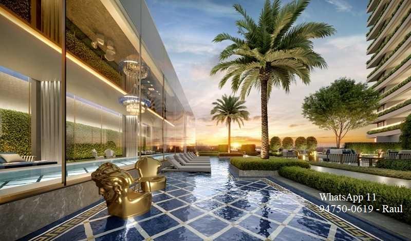 Villa Milano Lifestyle Lavvi Ibirapuera
