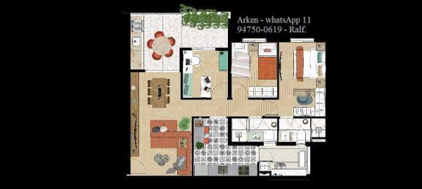 Arken Vegus Guarulhos – Apartamentos 2-3 Dormitorios