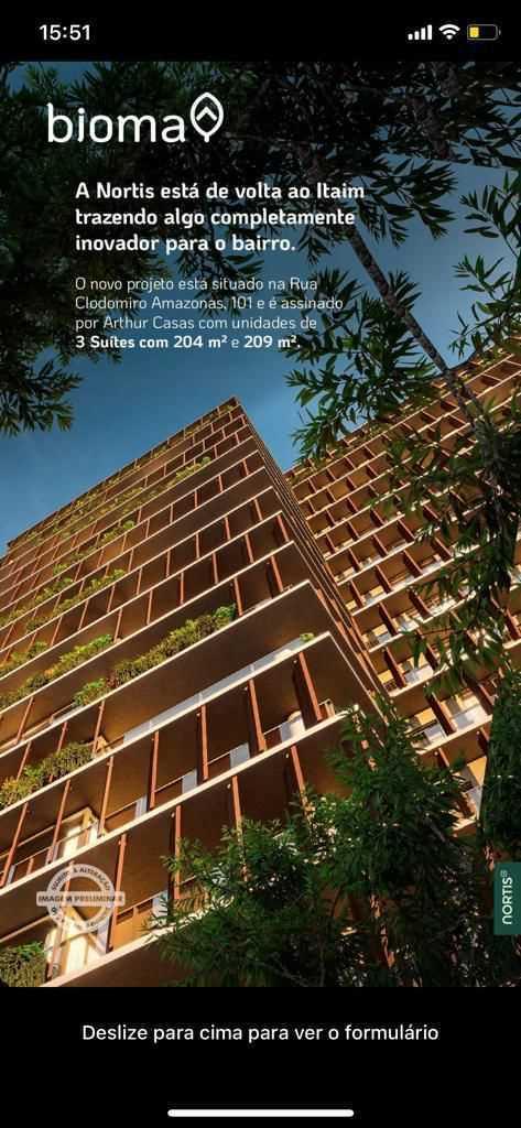 Bioma Itaim Construtora – Plantas, Preço, Endereço, Decorado
