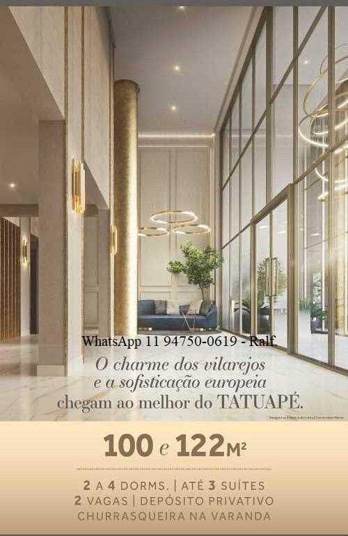Apartamento Vilaggio Tatuape Valor